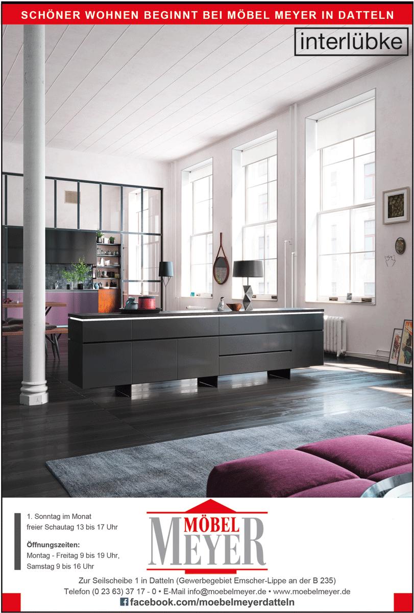 m bel meyer start. Black Bedroom Furniture Sets. Home Design Ideas